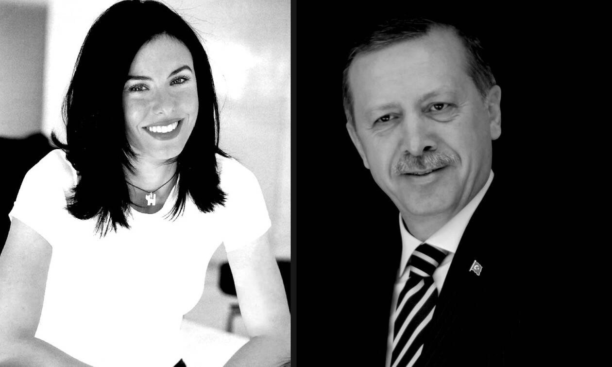 Αυτή είναι η «κρυφή» ερωμένη του Ερντογάν - Το βίντεο με τις ερωτικές τους στιγμές