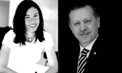 Ποια είναι η «κρυφή» ερωμένη του Ερντογάν - Το βίντεο με τις ερωτικές στιγμές (pics)