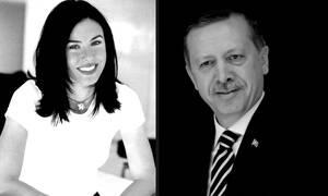 Ποια είναι η «κρυφή» ερωμένη του Ερντογάν - Το βίντεο με τις ερωτικές τους στιγμές
