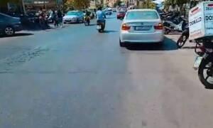 Κορονοϊός - Κρήτη: Ηρακλειώτης τρέλανε κόσμο – Δείτε πώς πήγε για καφέ (pics - vid)