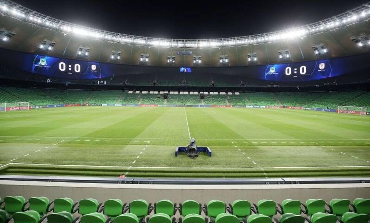 Κράσνονταρ - ΠΑΟΚ LIVE: Η «μάχη» για τους ομίλους του Champions League
