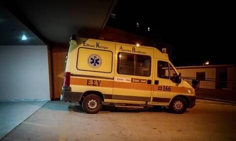 Τραγωδία στη Φθιώτιδα: Θανατηφόρα παράσυρση πεζού στα Καμένα Βούρλα