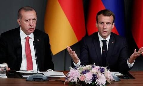 Μακρόν: Είμαι έτοιμος να συζητήσω με την Τουρκία, αλλά χρειάζεται σεβασμός