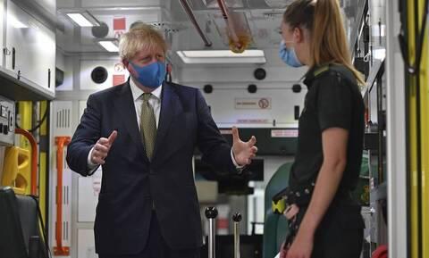 Βρετανία - Τζόνσον: Τηρήστε τα μέτρα - Έρχεται δύσκολος χειμώνας