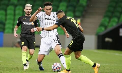 Κράσνονταρ – ΠΑΟΚ 2-1: Τα highlights του αγώνα στη Ρωσία