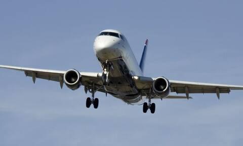 Χαμός σε αεροπλάνο: Επιβάτης δάγκωσε το αυτί συνεπιβάτη του!