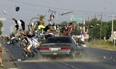Κάπως έτσι σκοτώνονται οι άνθρωποι στο δρόμο! (video)