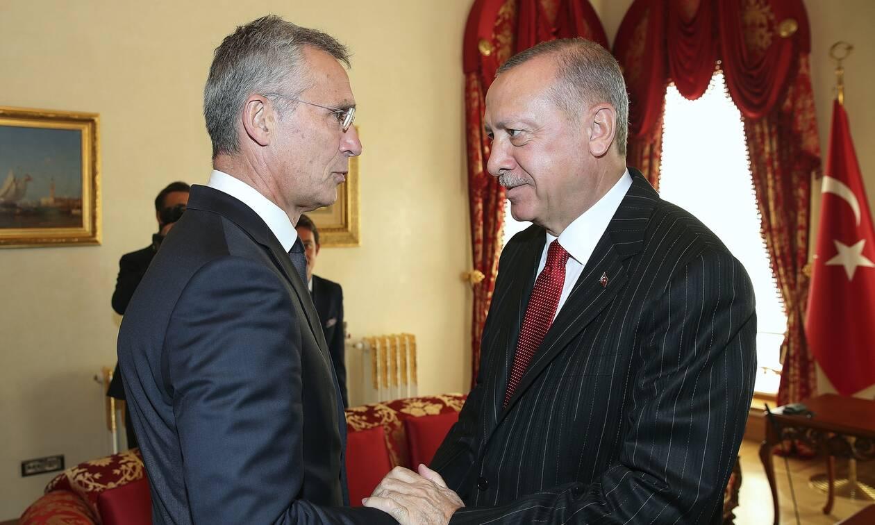 Στόλτενμπεργκ για ελληνοτουρκικά: «Υπάρχει πρόοδος»