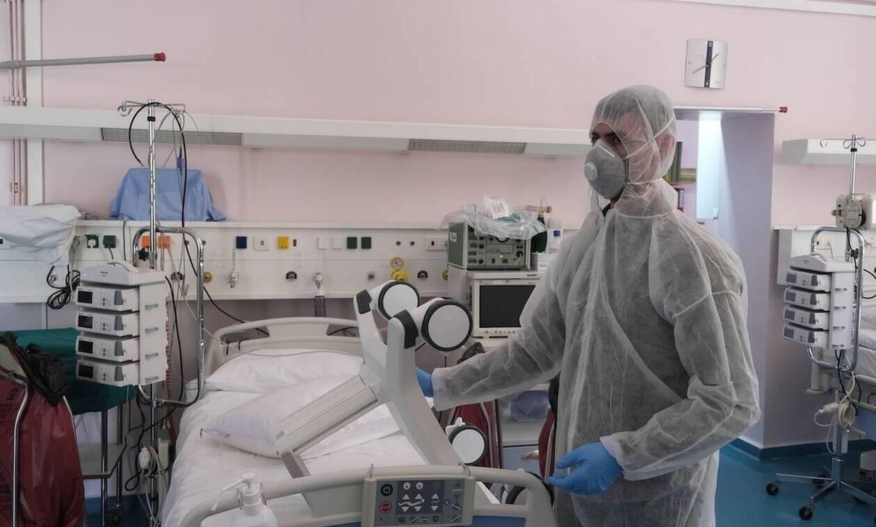 Κορονοϊός - Κοτανίδου: Ελεύθερες προς διάθεση το 30% των κλινών ΜΕΘ στην Αττική