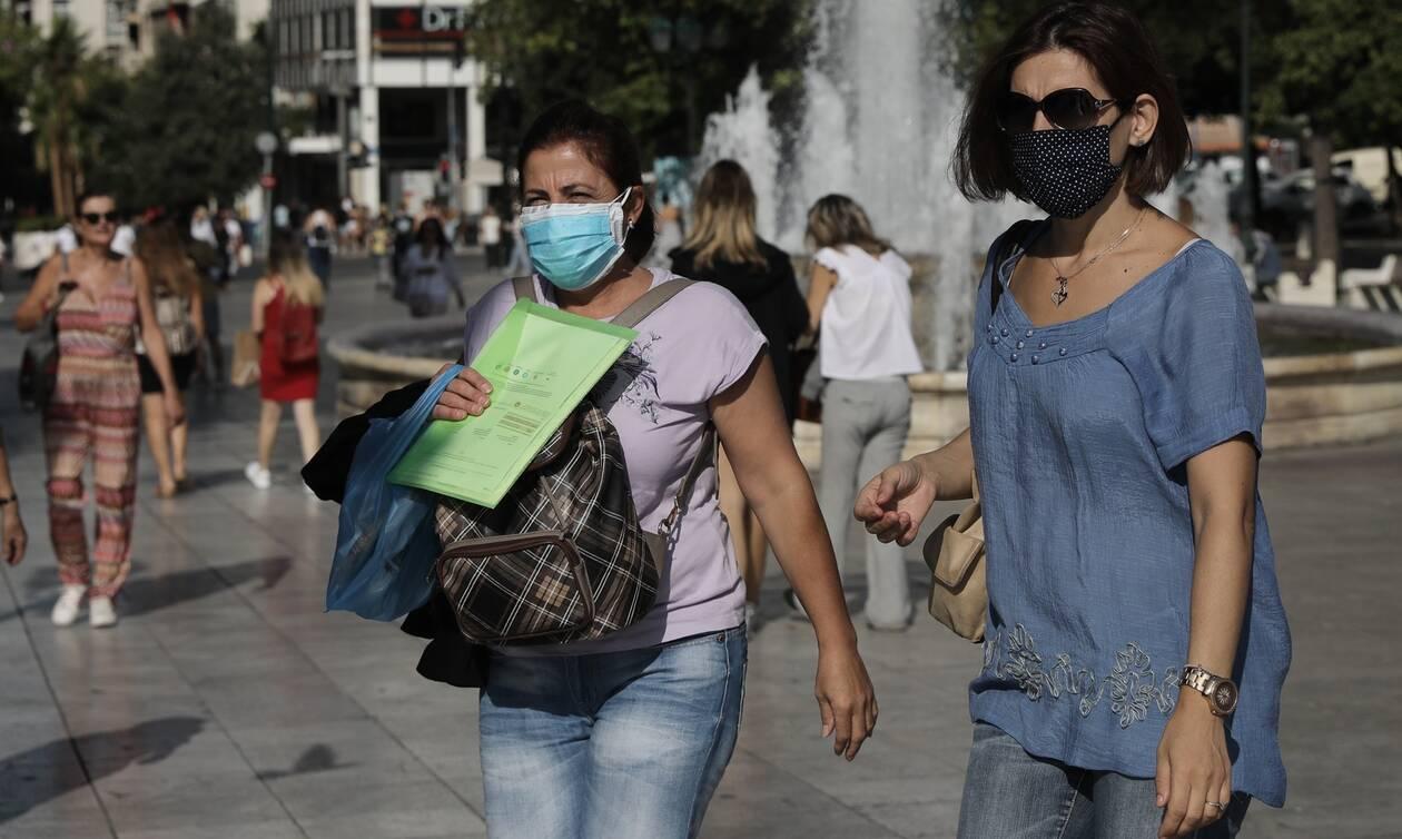Κορονοϊός: «Βράζει» το κέντρο της Αθήνας - Στην Αττική τα 194 από τα 358 νέα κρούσματα