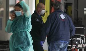 Κορονοϊός: Η ραγδαία επιδείνωση 38χρονου ασθενή - Ακτινογραφίες που σοκάρουν