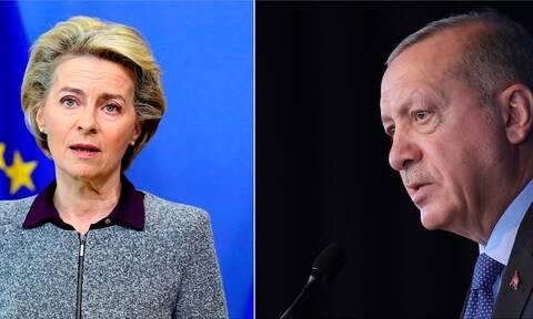 Κοροϊδεύει τους πάντες ο Ερντογάν: Δηλώνει έτοιμος για διάλογο αλλά, κατηγορεί Ελλάδα και Κύπρο