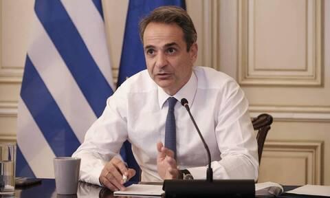 Μητσοτάκης στο ΕΛΚ: Θετικό βήμα η συμφωνία για τις διερευνητικές Ελλάδας - Τουρκίας