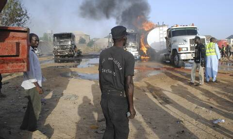 Νιγηρία: 23 νεκροί από φωτιά σε βυτιοφόρο