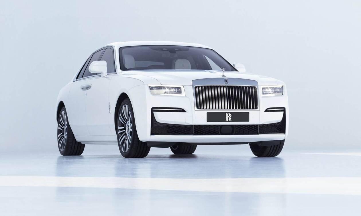 Γιατί η Rolls-Royce επιμένει στους φυσικούς διακόπτες;
