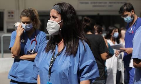 Πανελλαδική απεργία των νοσοκομειακών γιατρών σήμερα - Συγκέντρωση στο υπουργείο Υγείας