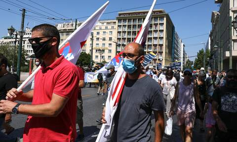 Συλλαλητήριο μαθητών και εκπαιδευτικών στις 11:30 - Συνεχίζονται οι καταλήψεις στα σχολεία