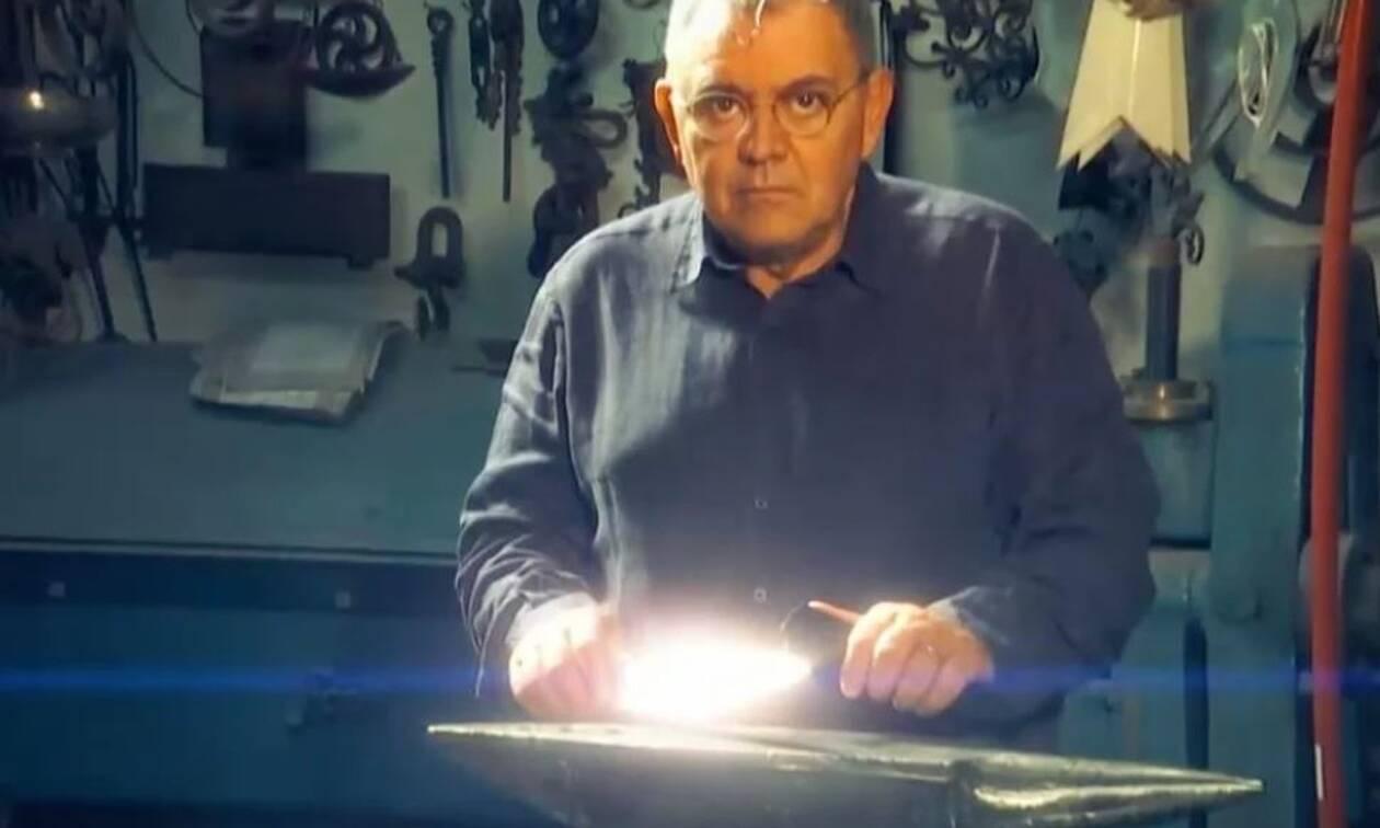 Ο Τάκης Χατζής με «μαχαίρια» στον Alpha