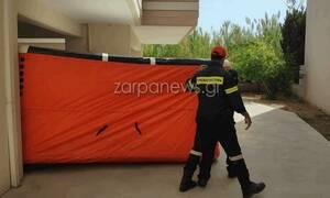 Θρίλερ στα Χανιά: Γυναίκα απειλεί να πέσει από το μπαλκόνι πολυκατοικίας