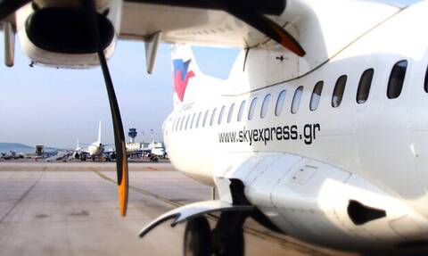 Η Sky express απογειώνει την παρουσία της