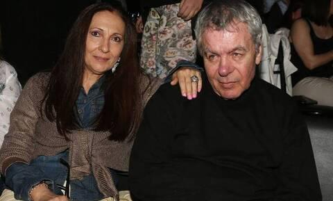 Η συγκινητική εξομολόγηση της συζύγου του Γιάννη Πουλόπουλου
