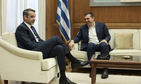 Δημοσκόπηση: Δείτε τη διαφορά ΝΔ με ΣΥΡΙΖΑ – Στήριξη Μητσοτάκη και… Γαλλίας στα ελληνοτουρκικά