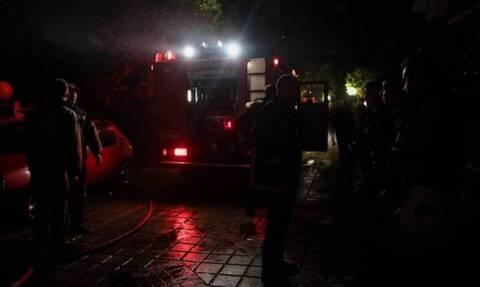 Φωτιά: Υπό έλεγχο η πυρκαγιά στην Επανομή