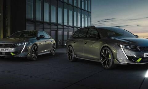 Το 508 PSE των 360 ίππων είναι το ισχυρότερο Peugeot παραγωγής στην ιστορία