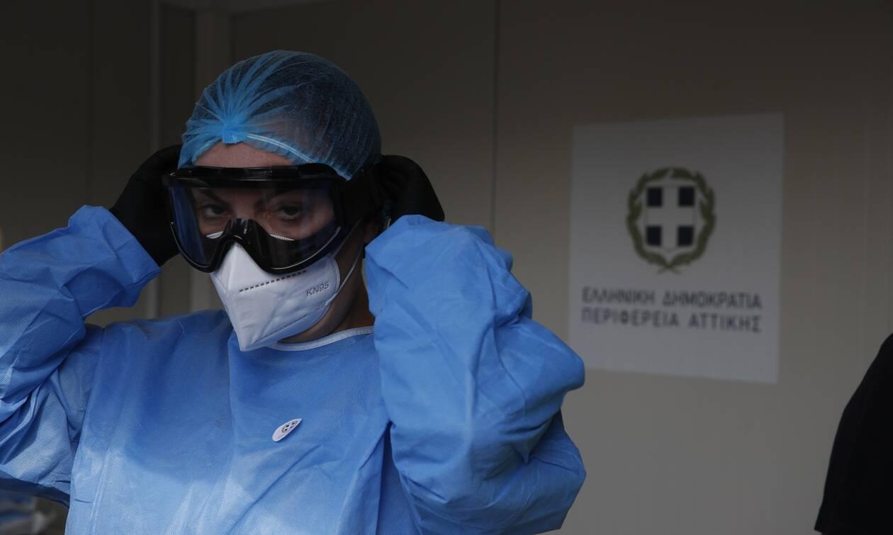 Κορονοϊός: Ακόμα ένας νεκρός στην Ελλάδα - Πέθανε γυναίκα στο ΑΧΕΠΑ