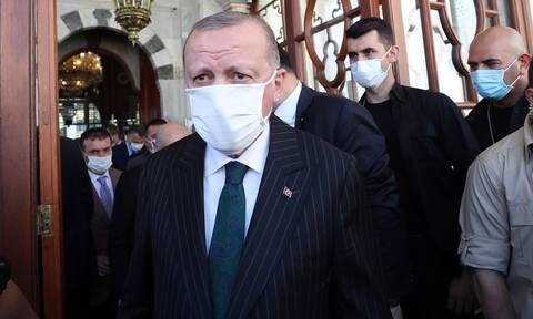 Σε… βέρτιγκο ο Ερντογάν: Αντιμέτωπος με τα «φαντάσματά» του - Πανικόβλητος και χωρίς επιχειρήματα