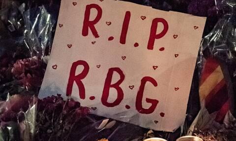 Η Αμερική τιμά την Ρουθ Μπέιντερ Γκίνσμπεργκ με ένα άγαλμα