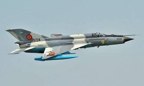 Σερβία: Συνετρίβη μαχητικό αεροσκάφος - Νεκρός ο πιλότος
