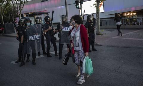 Κορονοϊός - Ισπανία: Επεκτείνονται τα μέτρα περιορισμού στην περιοχή της Μαδρίτης