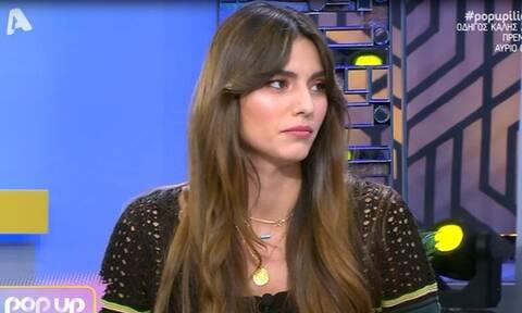 Παπαγεωργίου: Η αντίδρασή της on air όταν ρωτήθηκε για τον γάμο της