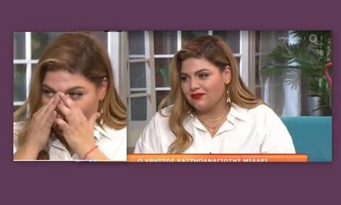 Λύγισε η Δανάη Μπάρκα on air - Τι συνέβη;