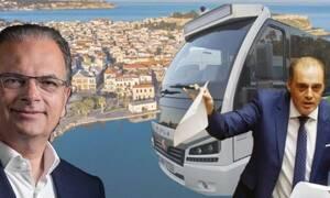 Σάλος από την καταγγελία Βελόπουλου: «Το Ρέθυμνο αγόρασε λεωφορεία από την Τουρκία!»