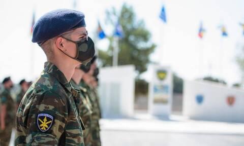 Ορκίστηκε στρατιώτης ο γιος του Κυριάκου Μητσοτάκη – Το μήνυμα του πρωθυπουργού
