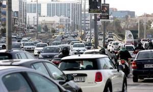 Κίνηση ΤΩΡΑ: Τροχαίο στην Εθνική Οδό Αθηνών - Λαμίας - Ουρές χιλιομέτρων