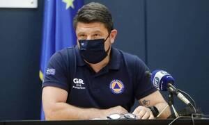 Κορονοϊός - Χαρδαλίας: Μίνι lockdown στα Τρίκαλα