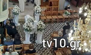 Καρδίτσα: Ράγισαν και οι πέτρες στην κηδεία της φαρμακοποιού που έπεσε θύμα του «Ιανού»