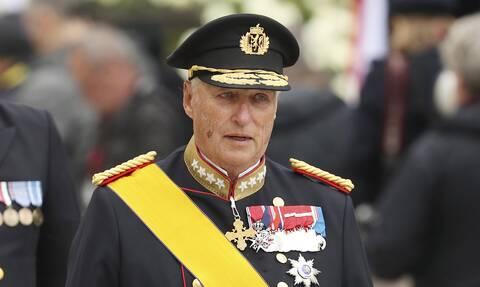 Νορβηγία: Ο βασιλιάς Χάραλντ εισήχθη σε νοσοκομείο με αναπνευστικά προβλήματα