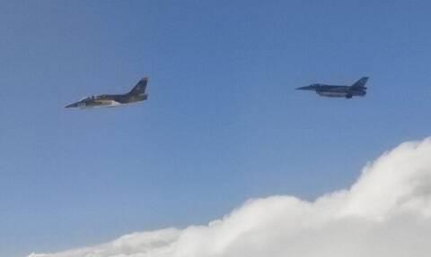 Πολεμική Αεροπορία: Εντυπωσιακές εικόνες από την άσκηση «THRACIAN VIPER 2020»