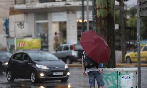 Καιρός: Ραγδαία επιδείνωση τις επόμενες ώρες - Καταιγίδες και πτώση της θερμοκρασίας (ΧΑΡΤΕΣ)