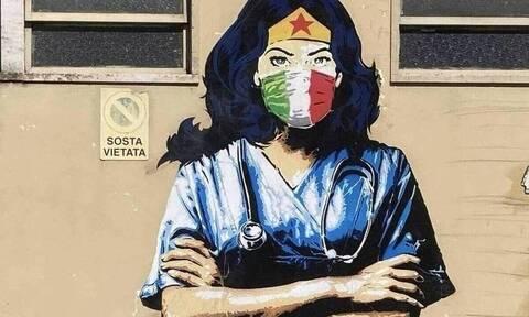 Ιταλία Κορονοϊός: 1.912 κρούσματα σε 24 ώρες - Ο υψηλότερος αριθμός από το τέλος του lockdown