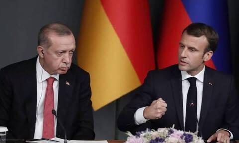 Επικοινωνία Ερντογάν - Μακρόν: Τέλος ο ενικός! Ψυχρό κλίμα και τσαντίλα - Αποκαλυπτικός διάλογος