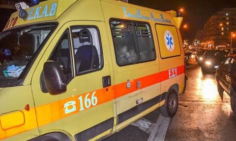 Τραγωδία στις Σέρρες: Σύγκρουση Ι.Χ. με τρακτέρ - Νεκρή 43χρονη