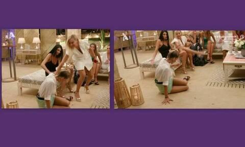 The Bachelor: Την πέταξε από τον καναπέ! Δεν ξανάγινε!