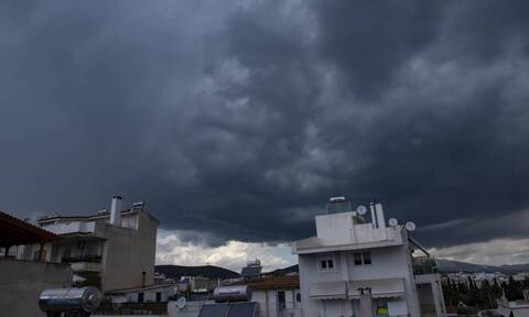 Ο καιρός σήμερα Σάββατο, 26 Σεπτεμβρίου