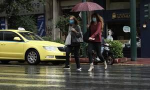 Καιρός: Βροχερό Σαββατοκύριακο - Πού θα «χτυπήσει» η κακοκαιρία (χάρτες)