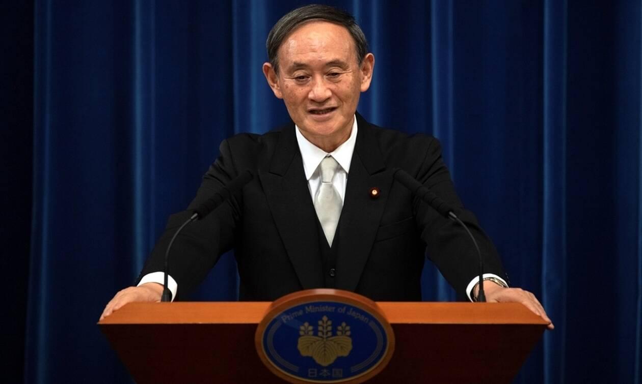 Σούγκα: Αποφασισμένη να φιλοξενήσει τους Ολυμπιακούς Αγώνες του Τόκιο το 2021 η Ιαπωνία